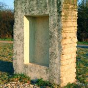 Schauaufsland II, Rückseite
