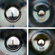 Tele-Visionen I, Innenansicht